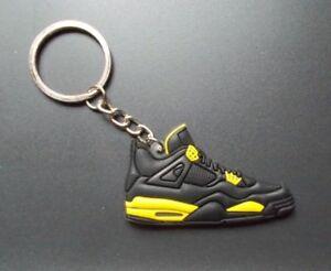 Anhänger Schlüsselanhänger Turnschuh Sneaker Tolle Details Cooler Silikon Zu Optik 54RjAL
