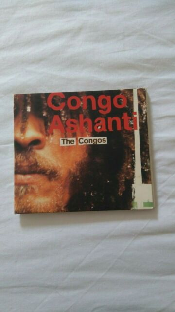 congo ashanti, the congos cd, rare.