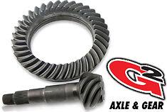 G2 Axle /& Gear Performance Ring /& Pinion Set 4.09 Ratio for Dana 44