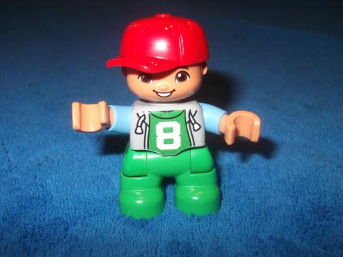 Lego Duplo Ville niño chico Cappy Modern 10840 Boy personaje machos