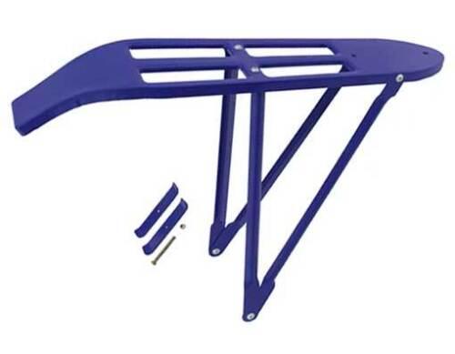 "Steel 26/"" Beach Cruiser Carrier Rack Bicycle Storage Rear Mount Bike Holds Cargo"