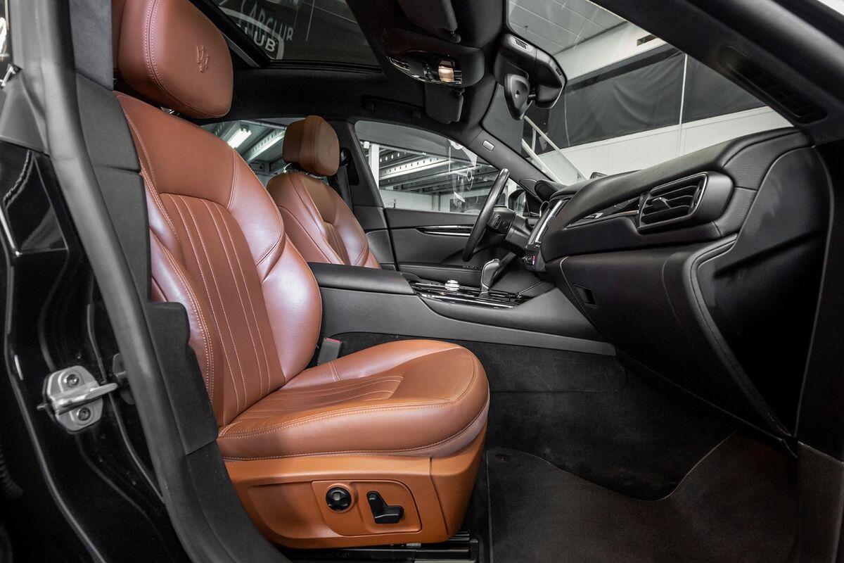 Maserati Levante D aut.