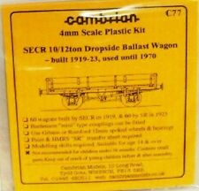 Cambrian C77.SECR 10/12ton Dropside Ballast Wagon Kit.