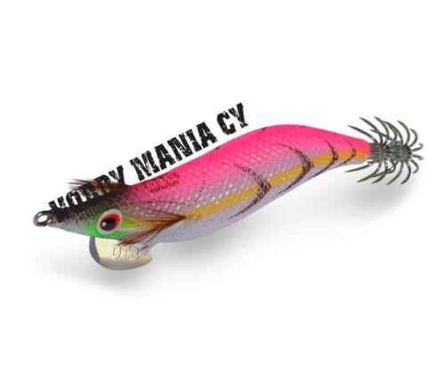 Details about  /DTD Premium Auri eging squid jig #3.5