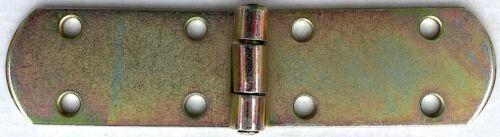 Französische Scharnier Torscharnier 160x35x2,5 mm verzinkt