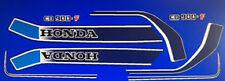 HONDA CB900FZ RESTORATION DECAL SET