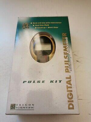 Bello Oregon Scientific - Digital Pulsemeter - Da Testare Sconti Prezzo