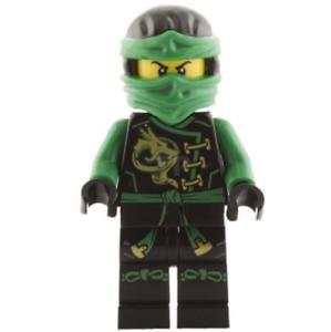 Lego Lloyd 70601 Sky Shark Skybound Ninjago Minifigure