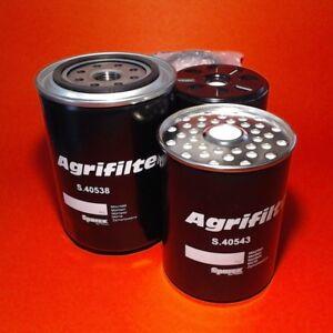 FLK5914-A-Oil-Fuel-Filter-Kit-Massey-Ferguson-MF-3050-3060-3065-3070-3075-Tracto