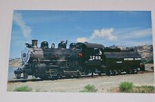 Postcard Locomotive Southern Pacific 0-6-0 1269 (US012)