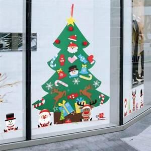Mp Christmas 2020 3D Christmas Decorations Wall Hanging Decoration 2020 Felt Holiday