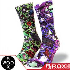 Nancy by WODSOX | Breathable Cushioned WOD Socks UK Size 7-11 | CrossFit