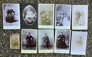 Group-10-Antique-Cabinet-Photograph-Pictures-MISHAWAKA-INDIANA