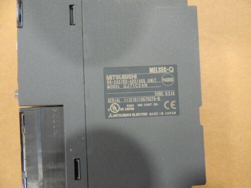 MITSUBISHI MELSEC-Q COMMUNICATIONS MODULE QJ71C24N