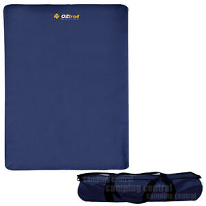 OZTRAIL-LEISURE-DOUBLE-SELF-INFLATING-CAMP-MAT-SIZE-MATTRESS-DOUBLE