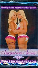 2008 Benchwarmer Signature Series Pack Factory Sealed!!