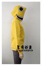 Free shipping Vocaloid Hoodie Jacket coat yellow Hoodie Coat Matryoshka Megurine