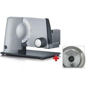 Graef-S-32020-SKS-Twin-Sliced-Kitchen-S32020-grau-Allesschneider-170-Watt