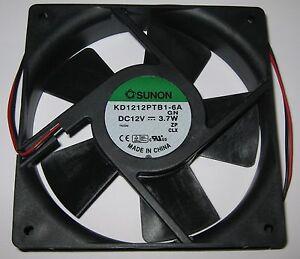 Sunon-120-mm-3000-RPM-Cooling-Fan-12-V-90-CFM-44-5-dB-KD1212PTB1