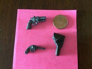 GI Joe Classified Marvel Legends Black Series 1:12 Handpainted Pistol Lot