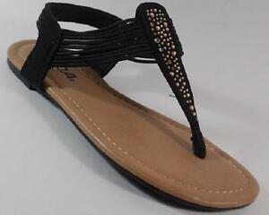 NEW Girls Youth SODA CORRINA Black Hearts Flat Fashion SlipOn Casual Dress Shoes