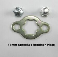 Honda Retainer Plate with Bolts For Front Sprocket Locking Tab ATC70 XR100R CR80