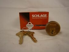 """1-1//4/"""" Conventional Mortise Cylinder C145 Keyway 20-001-606 717F"""