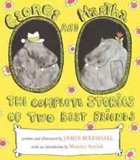 George and Martha: The Complete Stories of Two Best Friends by James Marshall