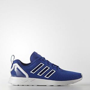 Brand-New-Adidas-Men-039-s-ZX-Flux-ADV-Shoes-S79007-Blue