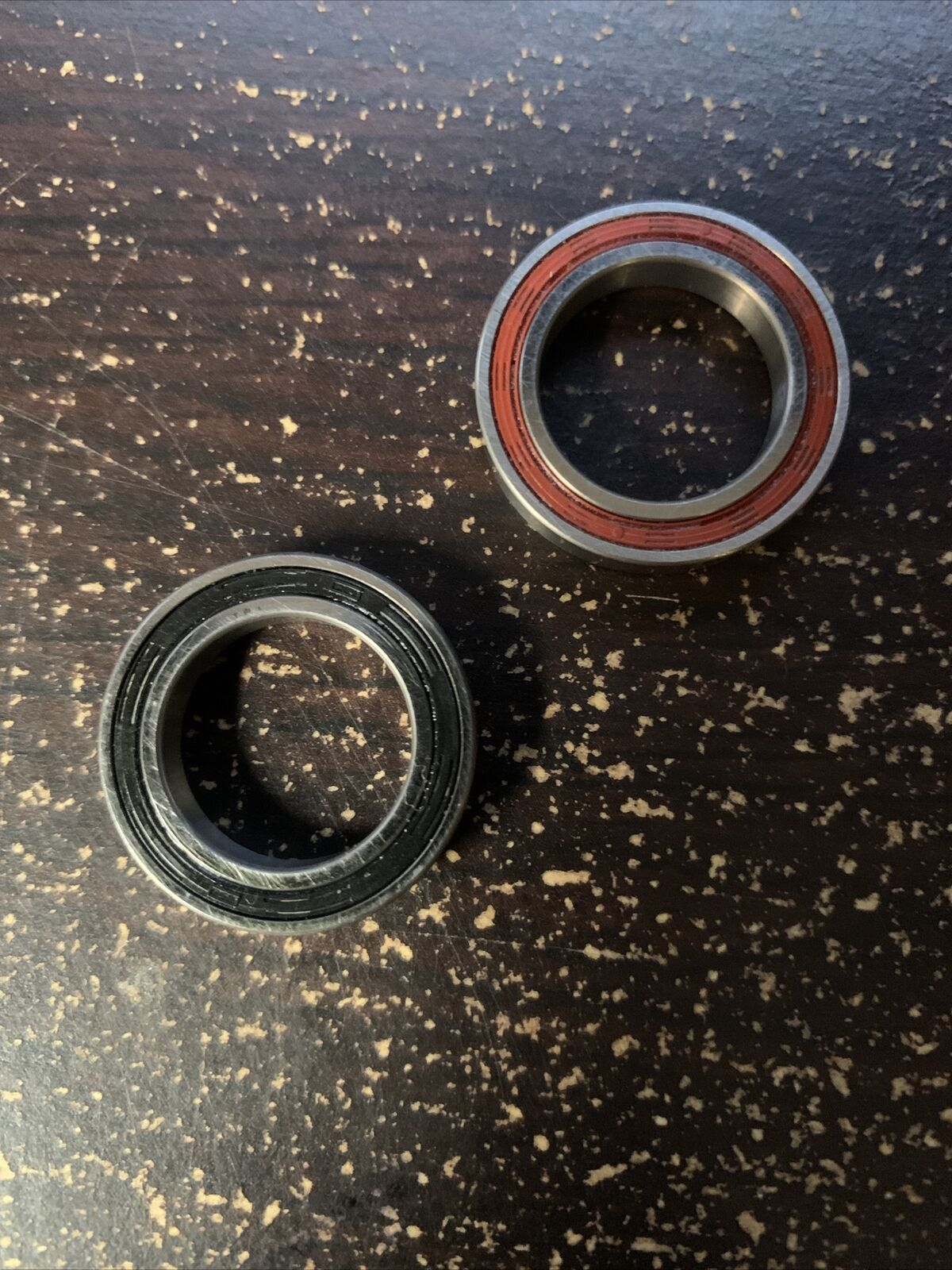 SPECILAIZED ROVAL CONTROL SL XC CARBON FRONT WHEEL OEM STEEL BALL BEARINGS