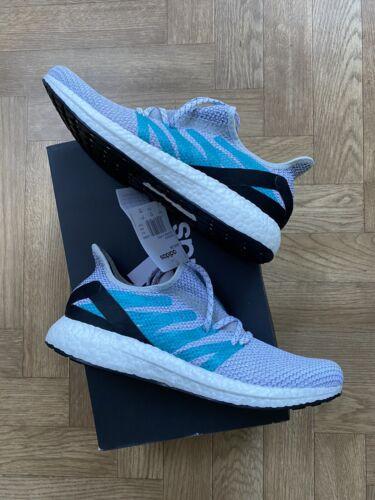 Adidas Speedfactory AM4LDN G25950 UK Size 8.5 En Caja Nuevo PVP £ 160