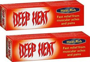 DEEP-HEAT-RUB-35g-X2-TWIN-PACK-FOR-MUSCULAR-ACHES-amp-PAINS
