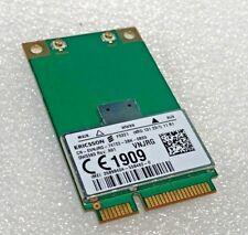 Dell VNJRG Wireless DW5560 Ericsson GSM HSPA WCDMA 3G WWAN Card