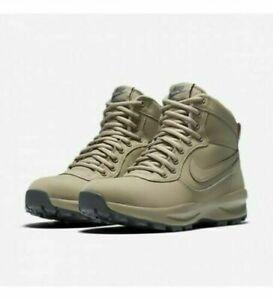 Nike-Manoadome-Boots-Khaki-Dark-Gray-844358-200-Men-039-s-NEW