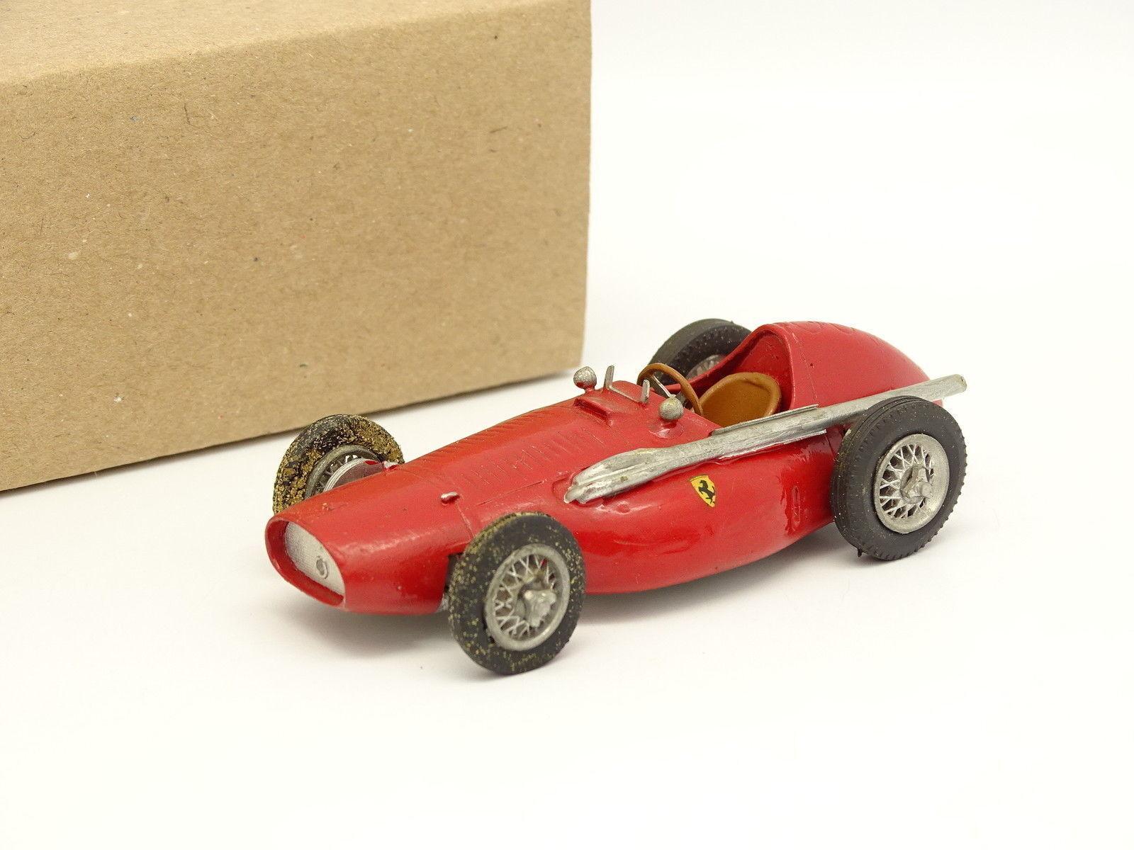 Grand Prix Prix Prix Models Kit Metal Assembled 1 43 - F1 Ferrari 555 1954 a3cb43