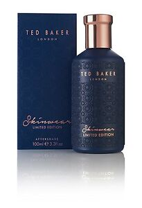 Ted Baker Limited Edition Skinwear Number 2016 Aftershave 100ml - <span itemprop=availableAtOrFrom>Rushden, Northamptonshire, United Kingdom</span> - Returns accepted Most purchases from business sellers are protected by the Consumer Contract Regulations 2013 which give you the right to cancel the purchase within 14 d - Rushden, Northamptonshire, United Kingdom