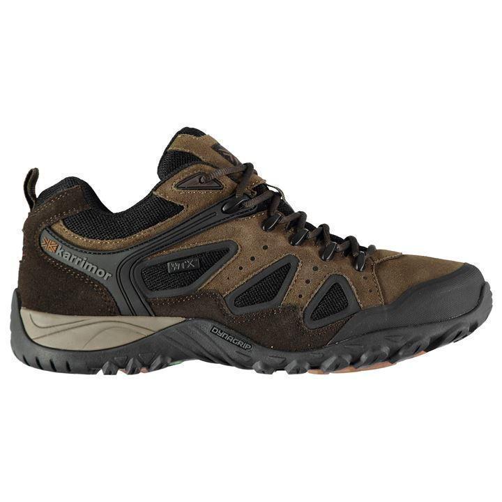 Karrimor Ridge WTX Mens Walking schuhe UK 8 US 9 EUR 42 REF 5485