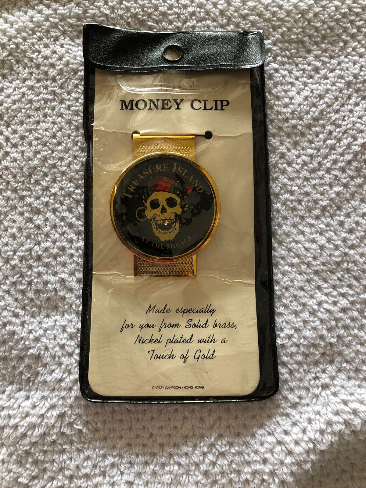 RARE Vintage City Of Yreka California Las Vegas Money Clip