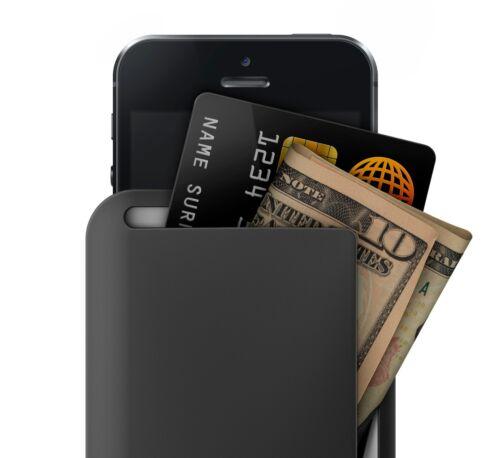 case sleeve SYNCRO Lunar compact men/'s designer iPhone 5//5S wallet DOSH