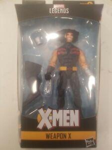 Marvel Legends X-Men Age Apocalypse WEAPON X Wolverine 6in Figure BAF Sugar Man