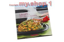 ★★★my.shop.1-1★★★ Tupperware® Rezeptheft UltraPro 2,0 L. und 3,5 L. NEU+Original