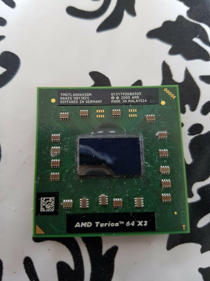Cpu, AMD, TMDTL60HAX5DM