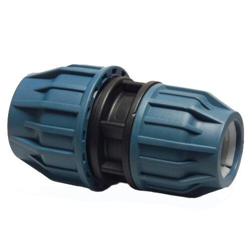 90 Mm MdPE Plástico De Compresión Reductor De Montaje Para Pipa De Agua De 20 Mm