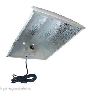 Details About Hydroponic Grow Room Super Lighting Reflector Closed End Black Orchid Nova Lamps