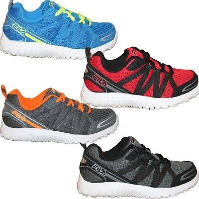 Fila Kids Flyver Running Sneakers