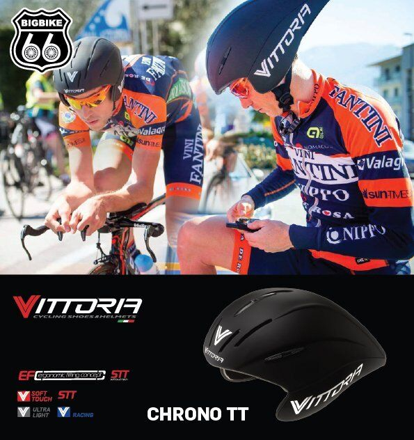 Vittoria Vh Tt Chrono (TT cascos vhtt), tamaño S M