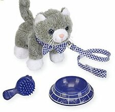 Journey Girls Playful Pet - Grey and White Cat Model 24875456