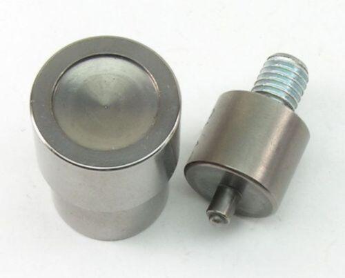 Werkzeug f CHUNKS S-Feder Druckknopf 15mm Spindel Handpresse 19//M8