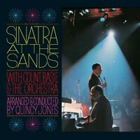 Frank Sinatra - Sinatra At The Sands [new Cd] on sale