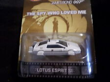2014 HOT WHEELS RETRO TV 007 THE SPY WHO LOVED ME LOTUS ESPIRIT S1 HOTWHEELS